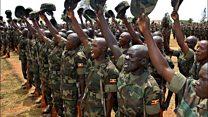 Jeshi la Uganda lasema halina mpango wa kuingia Kenya