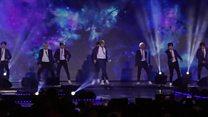 朝韩边界的K-pop演唱会能否创造和平?