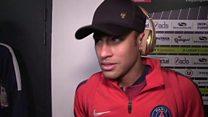 Neymar réussit son entrée au Paris Saint Germain