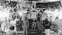 پاکستانیوں کو جناح کا پہلا پیغام