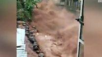 مخاوف من مقتل المئات بسبب انهيار طيني في سيراليون