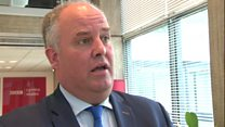 Welsh ministers 'behind curve' on rail