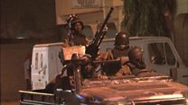 "حمله مسلحانه ""تروریستی"" به مرکز اوگادوگو، پایتخت بورکینافاسو"