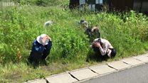 Japonya Kuzey Kore'nin füze tehdidi karşısında tatbikatta