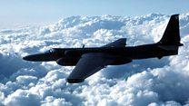 Как пилоты самолета-шпиона U2 готовятся к миссии