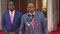 Kenya: le pouvoir appelle l'opposition au respect de l'ordre