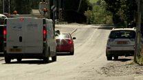'A myriad' of border roads
