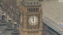ساعة ''بيغ بن '' تصمت لأربع سنوات