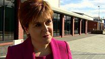 FM: 'Salmond's not sexist' over joke