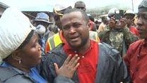 """""""Las casas (...) fueron barridas con la gente adentro"""": deslave en Freetown, Sierra Leona"""