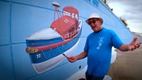 'I really value life' says RNLI artist