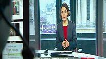 القضاء الإيراني يجمّد الأصول المالية لموظفي بي بي سي فارسي