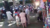 На Мадейрі дерево вбило 12 учасників фестивалю