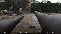 Senegal: The man wey dey stay under cannon