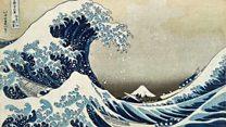 """¿Es """"La gran ola de Kaganawa"""", de Katsushika Hokusai, la obra de arte más imitada y reproducida del mundo?"""
