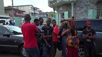 Growing anger after Sierra Leone mudslide