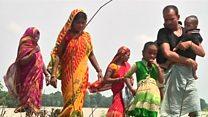 தெற்காசிய வெள்ளத்தில் 200க்கும் அதிகமானோர் பலி