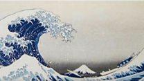 Найбільше репродукцій у світі має картина Хокусая
