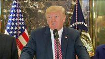 انتقاد چهرههای برجسته جمهوریخواه از دونالد ترامپ