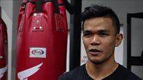 UFC ရဲ့ ပထမဆုံး အာရှသား ချန်ပီယံ ဖြစ်ချင်သူ