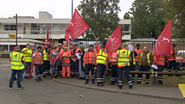 Union hails end of bin strike a 'victory'