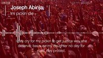 Kenya Election Violence: 'I Dey Cry For My Pickin'