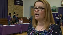 'Strong' A-level results - Kirsty Williams