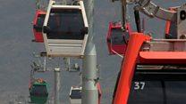 نظام نقل جديد في أكثر المدن ازدحاما في العالم