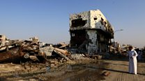 Rare footage shows Saudi ghost town