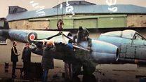 Air museum celebrates half a century
