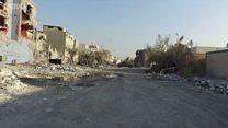 BBC Suudi Arabistan'da çatışmaların yaşandığı El Avamiye'de
