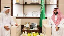 من هو الوسيط القطري لدى السعودية وما علاقته بالأسرة الحاكمة في قطر