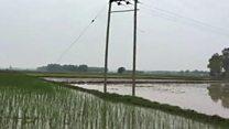 راوی اور پاکستان کے درمیان بسا گاؤں