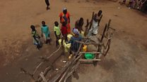 Over one million S. Sudan refugees in Uganda