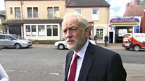Corbyn 'shocked and appalled' by attack