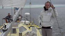 ¿Podrán estos exploradores convertirse en las primeras personas en llegar al Polo Norte en yate?