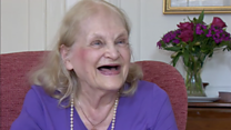 Woman, 90, studies for sixth degree