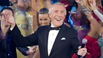 Jimmy Tarbuck pays tribute to 'unique' Sir Bruce Forsyth