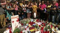 ТВ новости: Испания поминает погибших в терактах