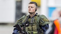 Finland stabbings witness: We won't give in