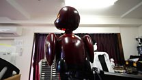 自分の分身でどこにでも ロボット開発した日本のベンチャー
