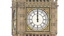Final Big Ben chimes until 2021