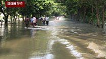 बिहार में बाढ़ का ये मंज़र डराने वाला है!