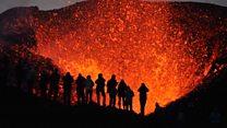 Как вести себя при извержении вулкана: советы специалиста НАСА