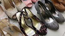 Politics dey shoe matter