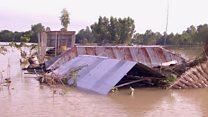 ဘင်္ဂလားဒေ့ရှ်မှာ နှစ် ၃၀ တွင်း အဆိုးရွားဆုံး ရေကြီး