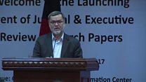 سرور دانش: نظام فدرالی در افغانستان قابل اجرا نیست
