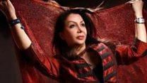 از دو سوی آمو: صبا شکیبا و بازخوانی ترانه پوران، خواننده ایرانی
