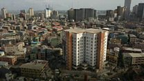 Afrika n'ikibazo co kwiyongera kw'abantu: Umuji wa Lagos