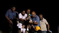 İtalya'da deprem: 7 aylık bebek enkazdan çıkarıldı